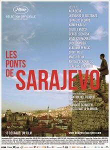 Les Ponts de Sarajevo_affiche