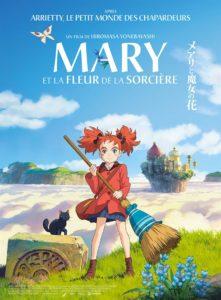 Mary et la fleur de la sorciere_Affiche